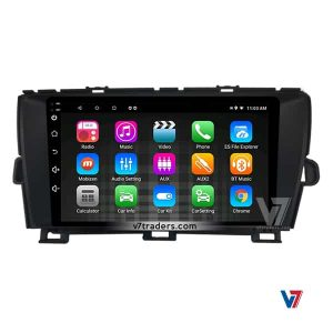 Toyota Prius Android Navigation