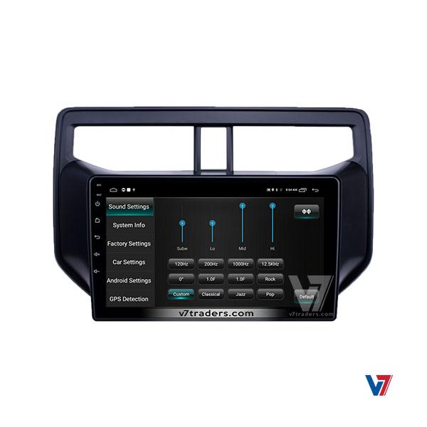 Toyota Rush Android Navigation 4