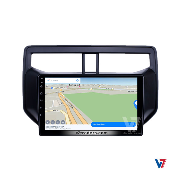Toyota Rush Android Navigation 6