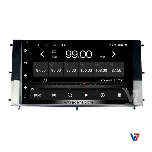 Daihatsu Terios Android Navigation 6