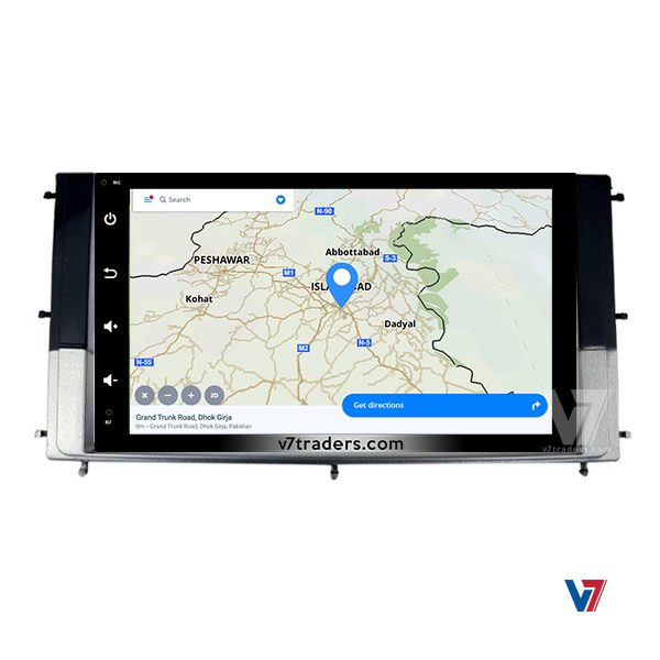 Daihatsu Terios Android Navigation 3