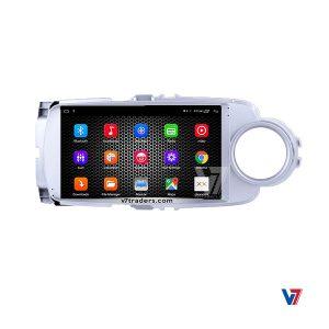 Vitz 2012-16 Android Navigation 16