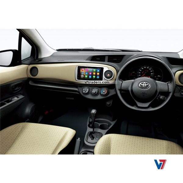 Vitz 2012-16 Android Navigation 2