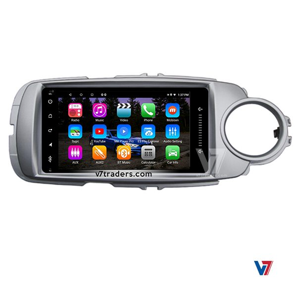 Vitz 2012-16 Android Navigation 4