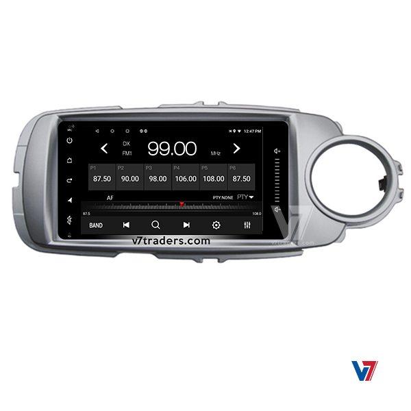Vitz 2012-16 Android Navigation 3