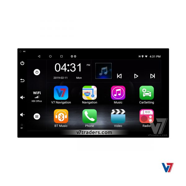 7 inch Universal Android Navigation 2