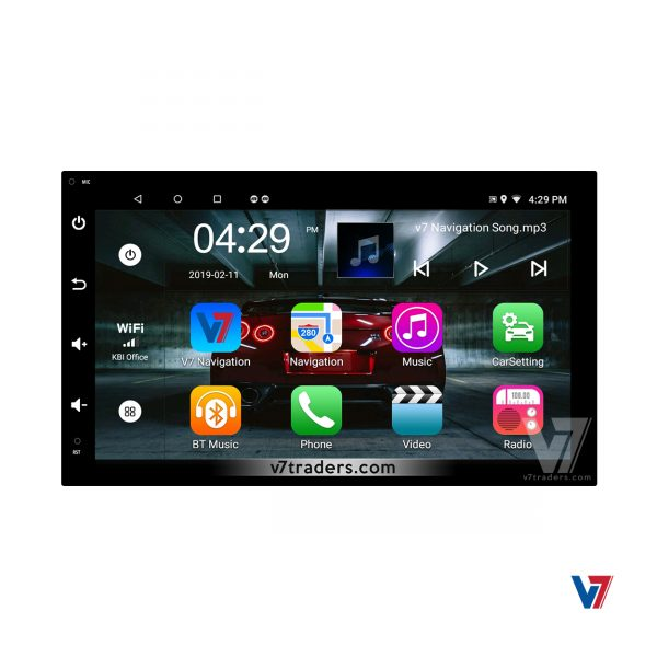 7 inch Universal Android Navigation 5