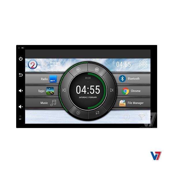 Android Navigation V7 Universal