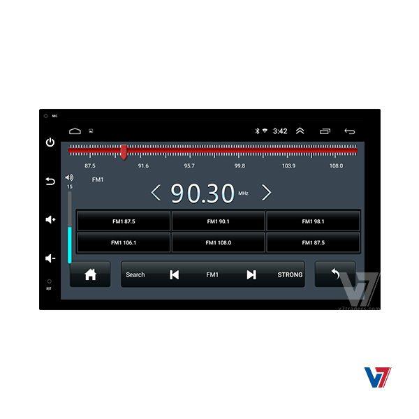 Android Navigation V7 Universal Radio