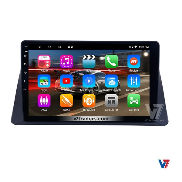 Honda Accord 2008-2012 Navigation Android V7