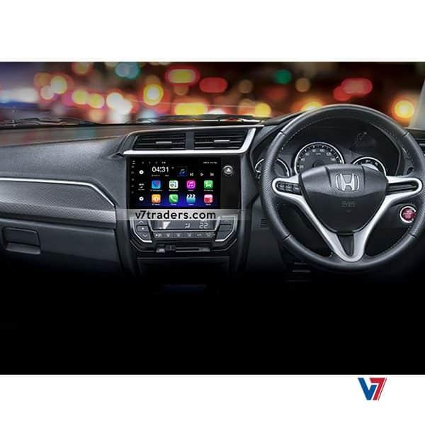 Honda BR-V Navigation Dashboard