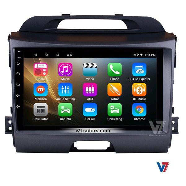 KIA Sportage V7 Navigation