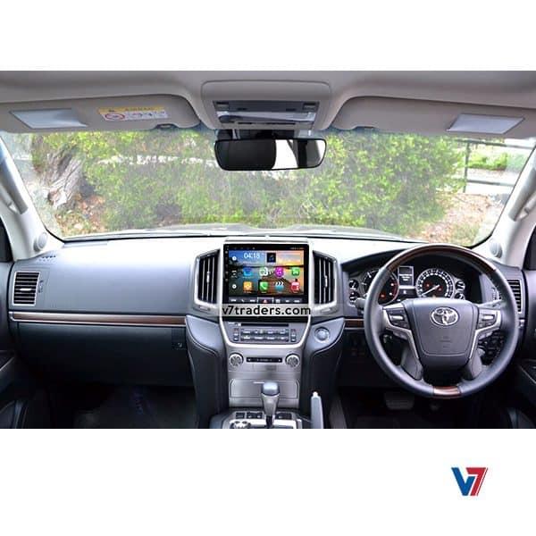 Toyota Land-Cruiser 2016-18 Android V7 Dashboard