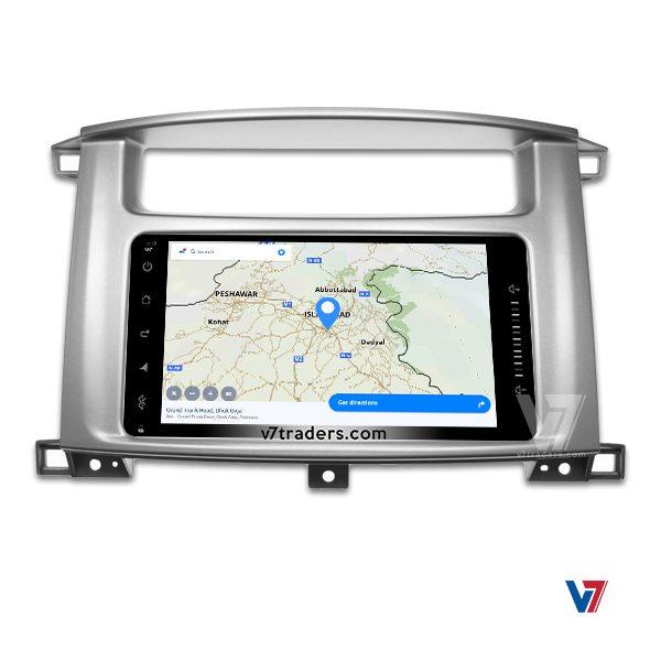 Prado 2002-09 Android Navigation 4