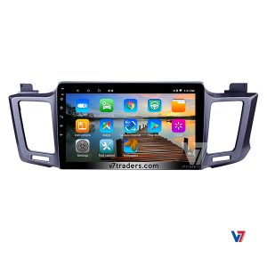 Toyota RAV4 Android Navigation