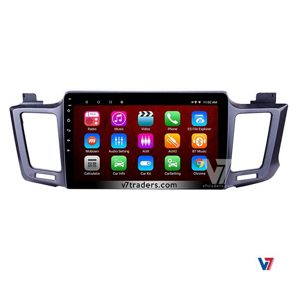 Toyota RAV-4 Android Navigation Player