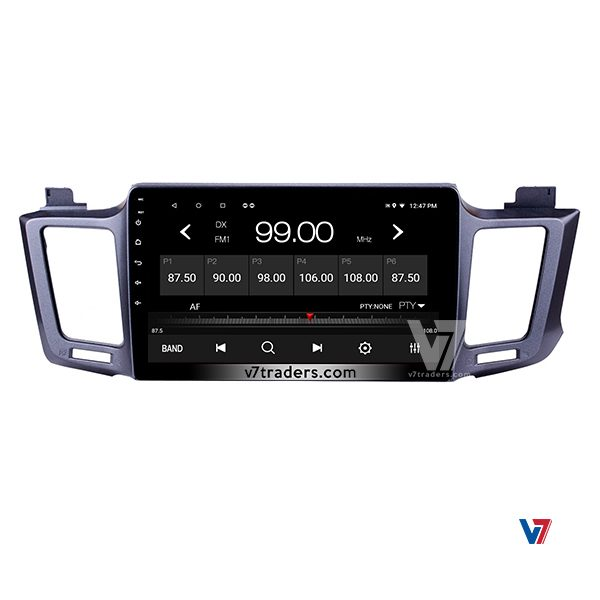 Toyota RAV-4 Android Navigation Radio