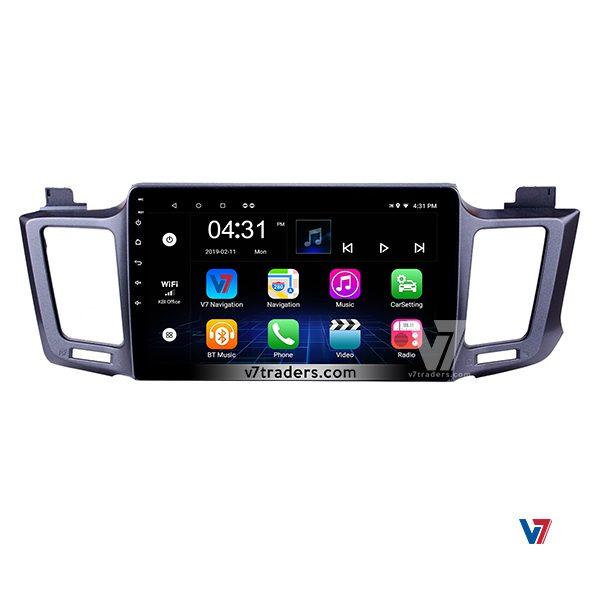 Toyota RAV-4 Android V7 Navigation