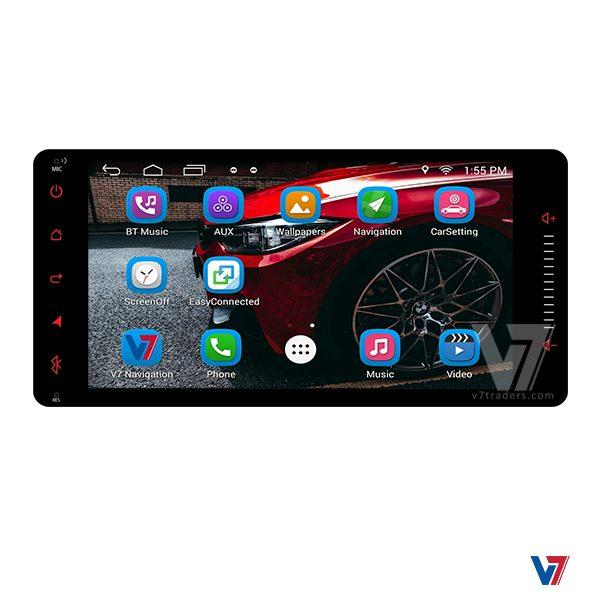 Toyota Universal Android Navigation V7 offline Map