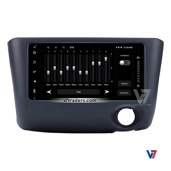 Vitz 1999-2005 Android Navigation 3