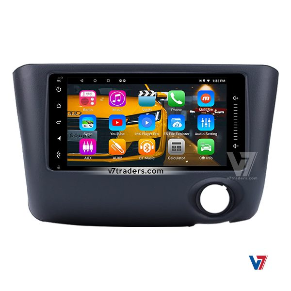 Vitz 1999-2005 Android Navigation 5