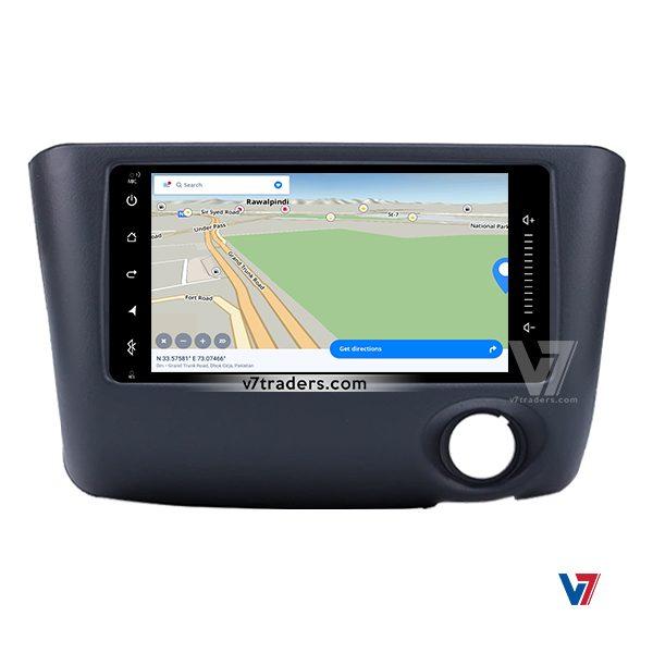 Vitz 1999-2005 Android Navigation 4