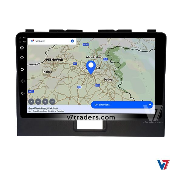 suzuki Wagon R V7 Android Navigation Panel (2)