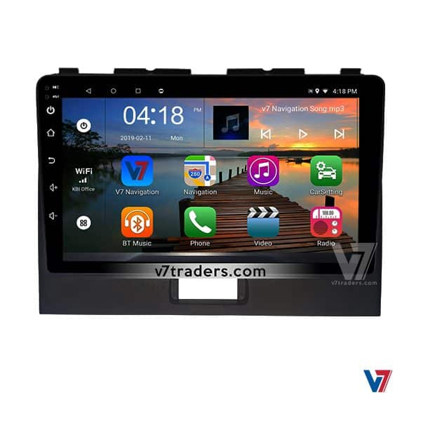 suzuki Wagon R V7 Android Player Navigation (1)