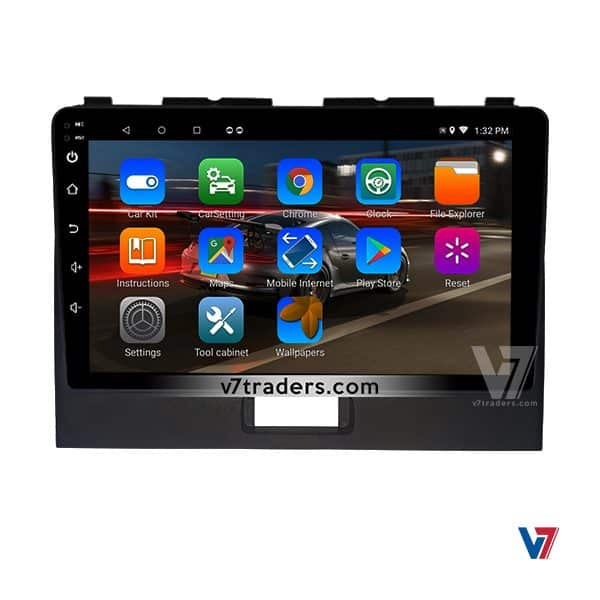 suzuki Wagon R V7 Android Player Navigation (3)