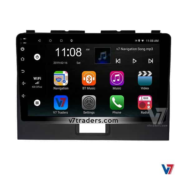 suzuki Wagon R V7 Android Player Navigation (5)