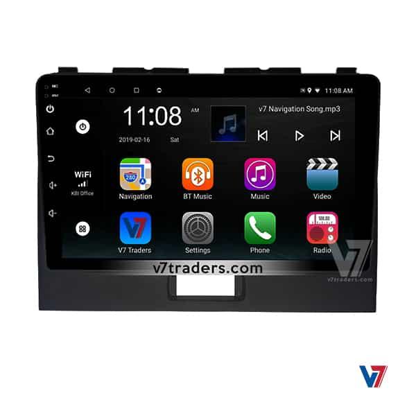suzuki Wagon R V7 Android Player Navigation (5)