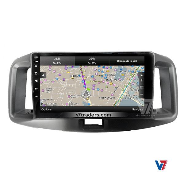 Daihatsu Mira 2012-16 Android Navigation 5