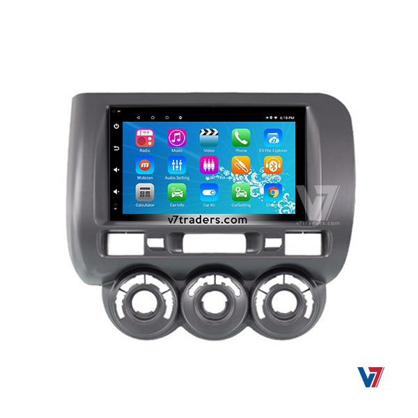 Honda City 2003-09 Android Navigation