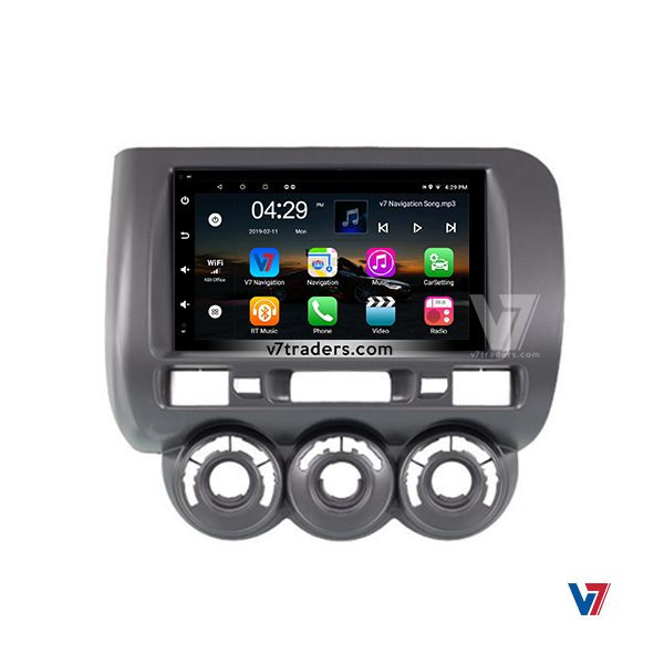 Honda City 2003-09 Android Navigation Panel