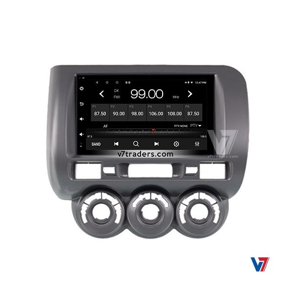 Honda City 2003-09 Android Navigation Radio