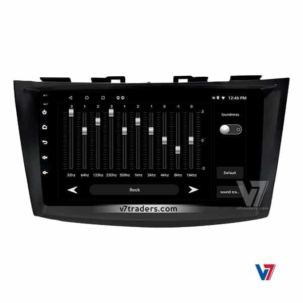 Suzuki Swift V7 Navigation Japanese Audio Setting