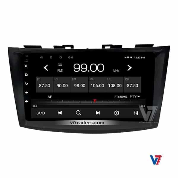 Suzuki Swift V7 Navigation Japanese Radio