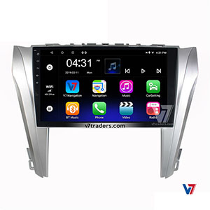 "Camry 2014-17 Android Navigation 10/11"" Screen 1"
