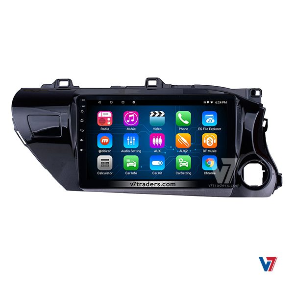 "Hilux Revo Android Navigation 10/11"" Screen 11"