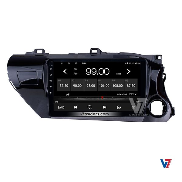 "Hilux Revo Android Navigation 10/11"" Screen 10"
