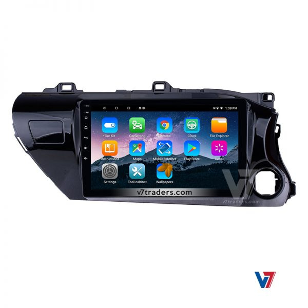 "Hilux Revo Android Navigation 10/11"" Screen 3"