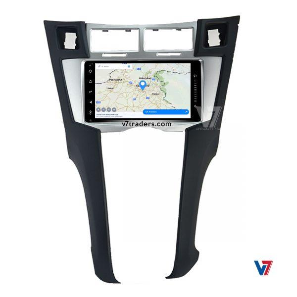 Vitz 2006-12 Android Navigation 3