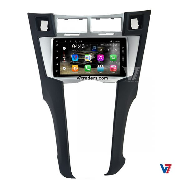Vitz 2006-12 Android Navigation 5