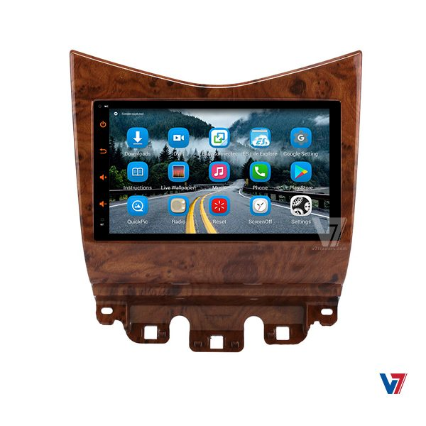 Accord CL9 7 inch Android Navigation V7 Panel