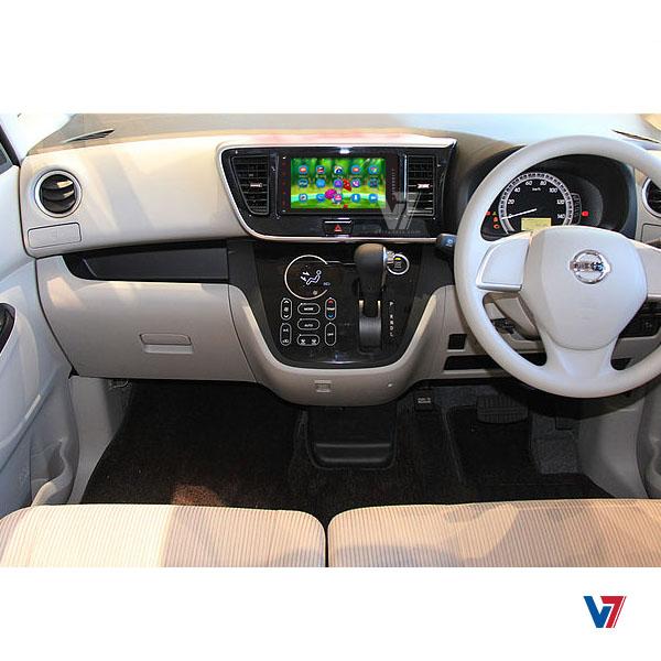 Nissan Dayz Android Navigation panel