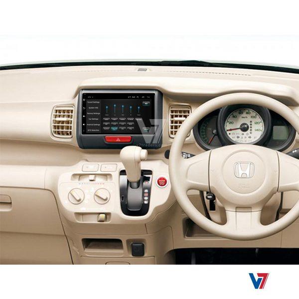 HONDA N Box Navigation V7 Audio setting