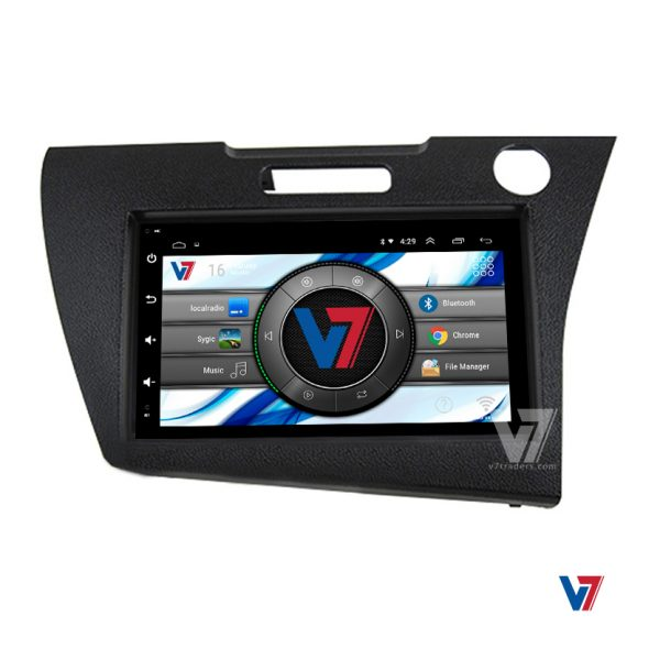 Honda CR Z Android Navigation DVD player