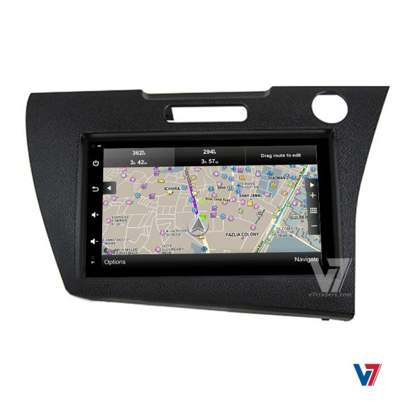 Honda CR Z Android Navigation Map