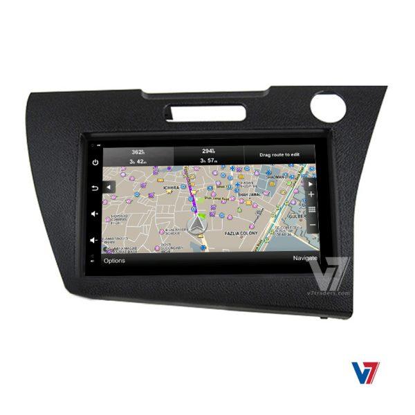 Honda CR Z Android Navigation Map