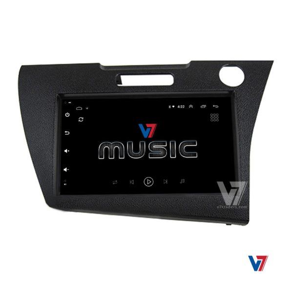 Honda CR Z Android Navigation Music